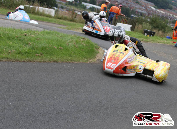 66th Scarborough Gold Cup Preview – Part 4 – Sidecar Races