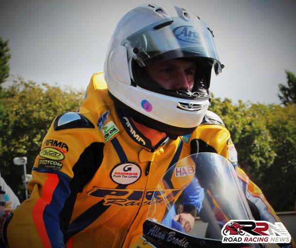 Manx Grand Prix 2016 – Norrie Whyte Trophy Winner – Allan Brodie