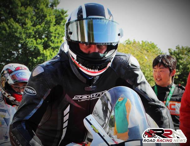 Manx Grand Prix 2016 – Rad Hughes Secures Three Replica Finishes