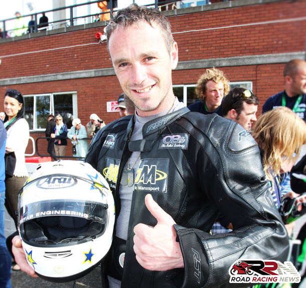 Manx Grand Prix 2016 – David Lumsden Hammers In Notable Results