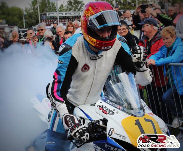 Superb Manx GP Campaign For Joe Akroyd