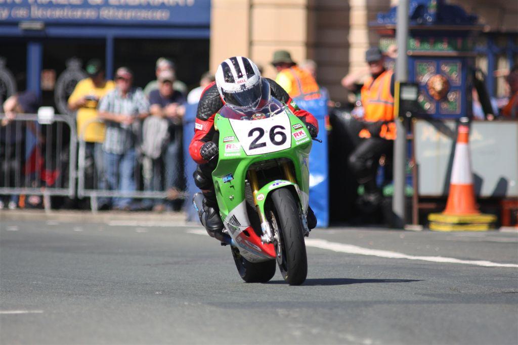 Herheim Racing's Superb Superbike Classic TT Voyage