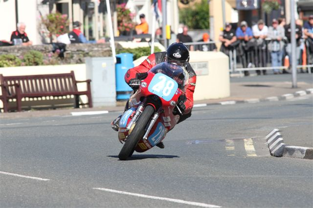 Allan Brew Announces Retirement From Road Racing
