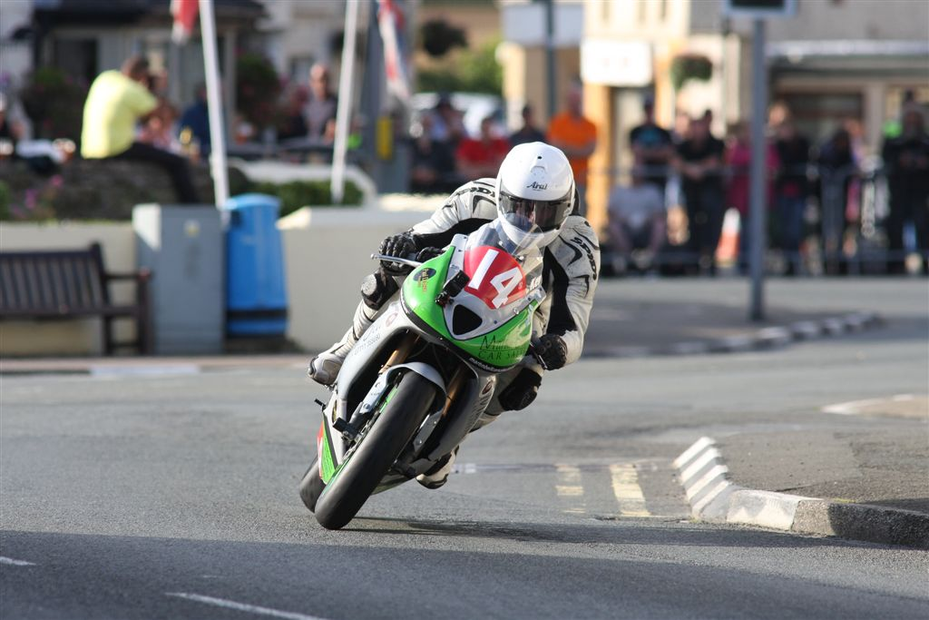 66th Scarborough Gold Cup – Kevin Barsby Set For Oliver's Mount Return