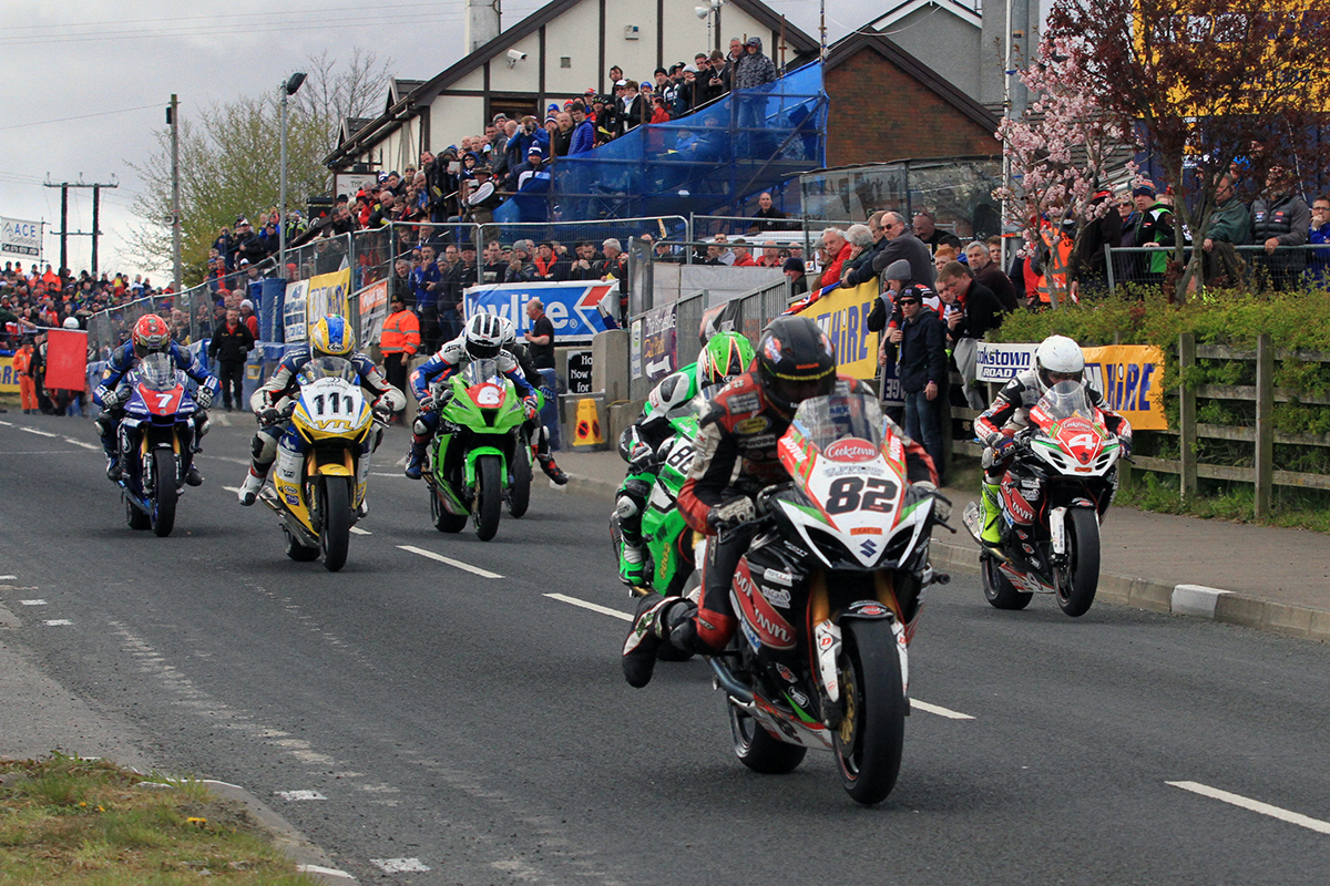 2017 Cookstown 100 Dates Confirmed
