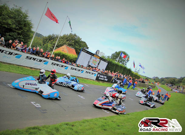 Oliver's Mount 2016 Meetings Review – Part 2 – Sidecar Heroes