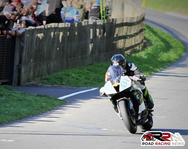 Owen Graves – A Future Oliver's Mount Winner
