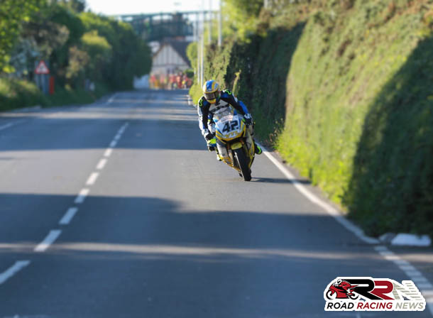 Brian McCormack Set For Macau GP Competition