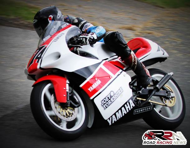 Joe Thompson Set For TT Races Debut