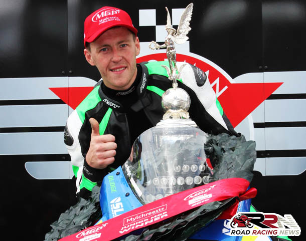 Junior Manx GP Winner Andy Dudgeon Ready For Maiden TT Races Campaign