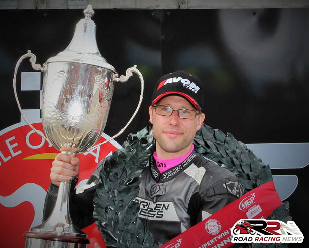 Jamie Hodson Aims To Step Up To The TT Races