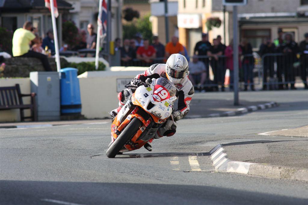 Jamie Williams Announces McKinstry Racing Ride For 2017 Roads Season