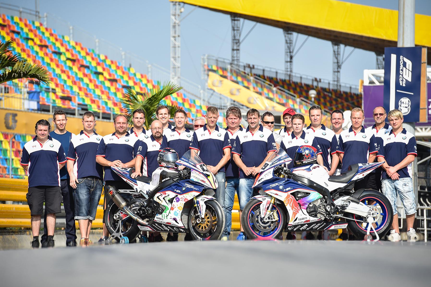 Penz 13.Com BMW Ready For Macau