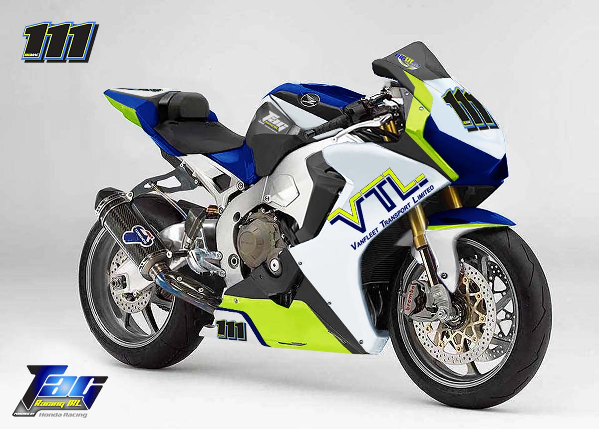 TAG Racing IRL Aim High With Honda's New CBR 1000RR