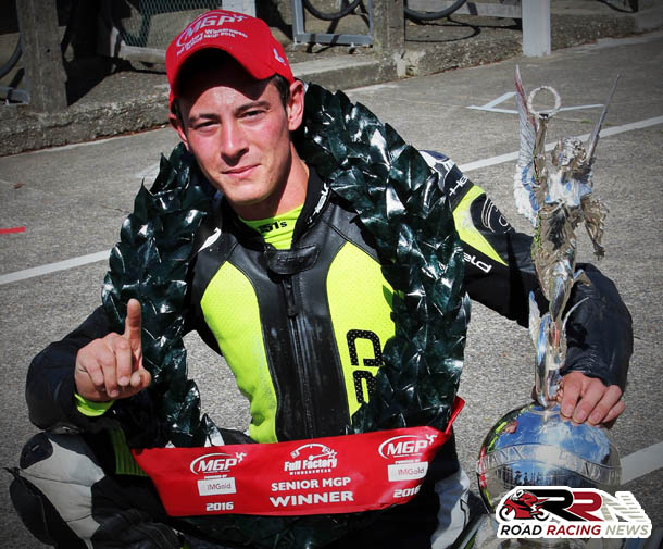 Tom Weeden Set For Full Scale TT Races Campaign