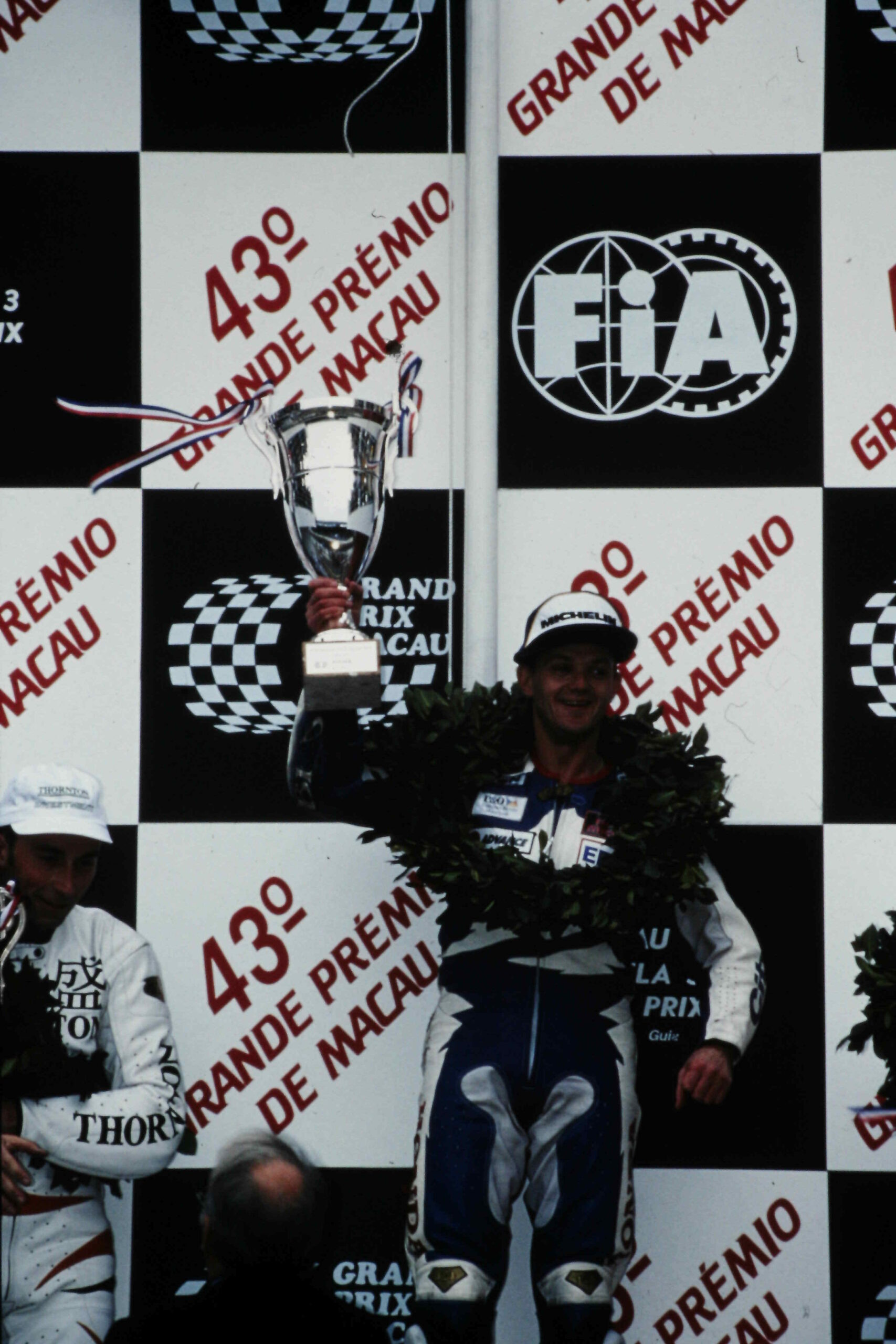 Past Champions To Add Historical Element To This Years Macau GP