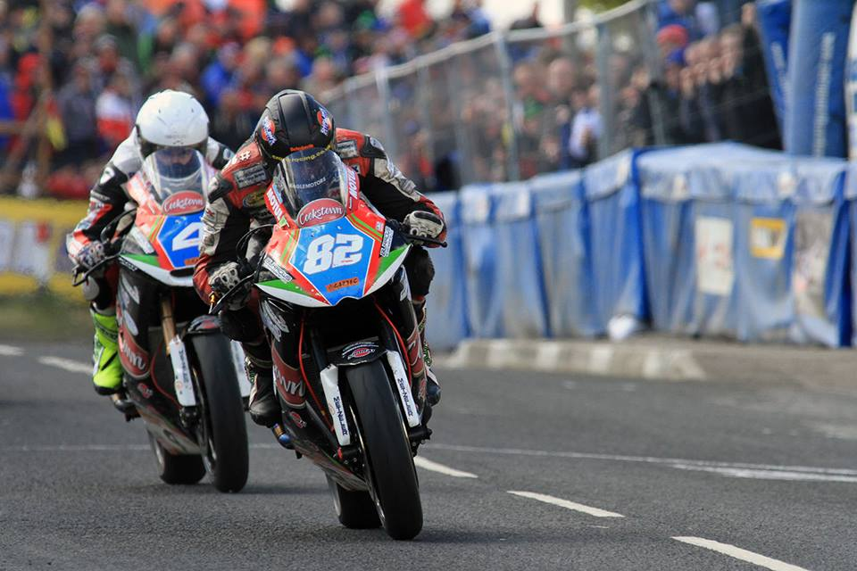 Roads Team Of The Year: Cookstown BE Racing