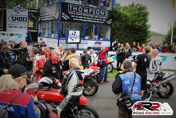 Top Ten Roads Moments Of 2016: No.8 Oliver's Mount Parade Of Stars