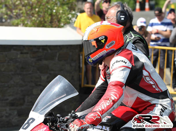Jochem Van Den Hoek Joins TC Racing For TT 2017 Campaign