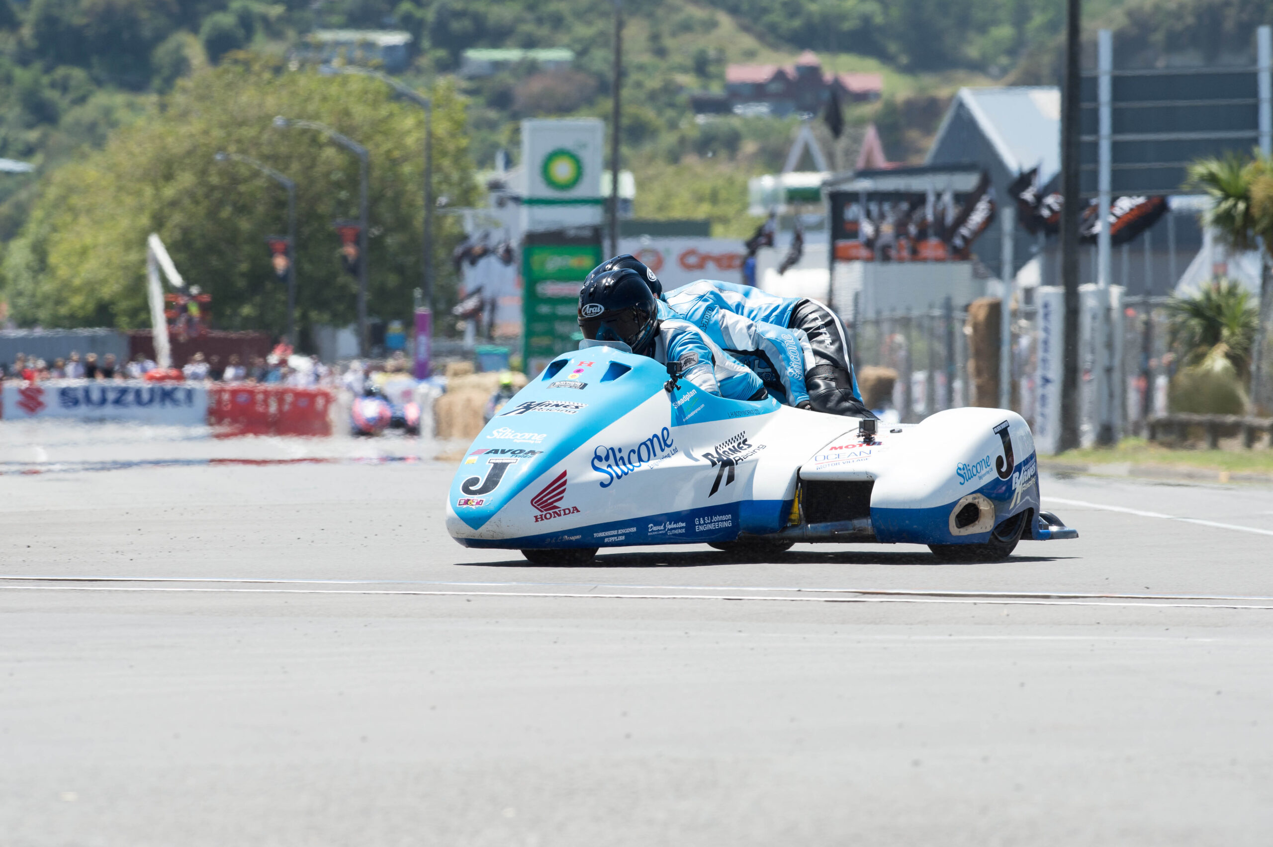 Wanganui – John Holden Marks Wanganui Debut With Series Of Second Place Finishes