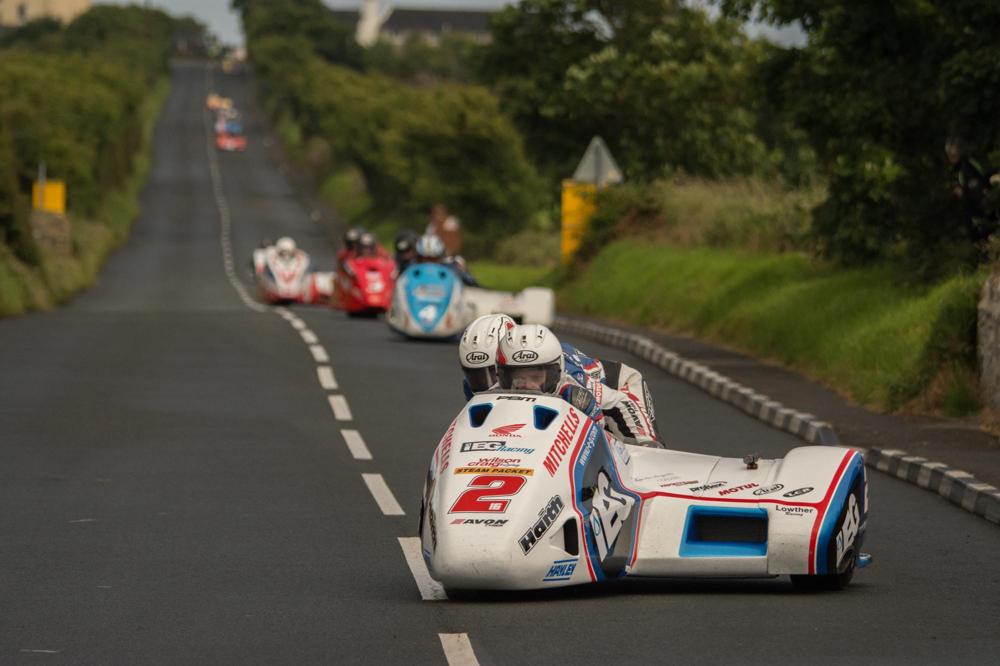Top Three Sidecar Roads Teams Of 2016