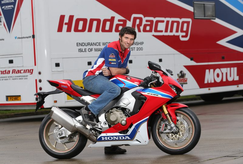 Guy Martin To Make Shock TT Return In Honda Racing Colours – Road ...