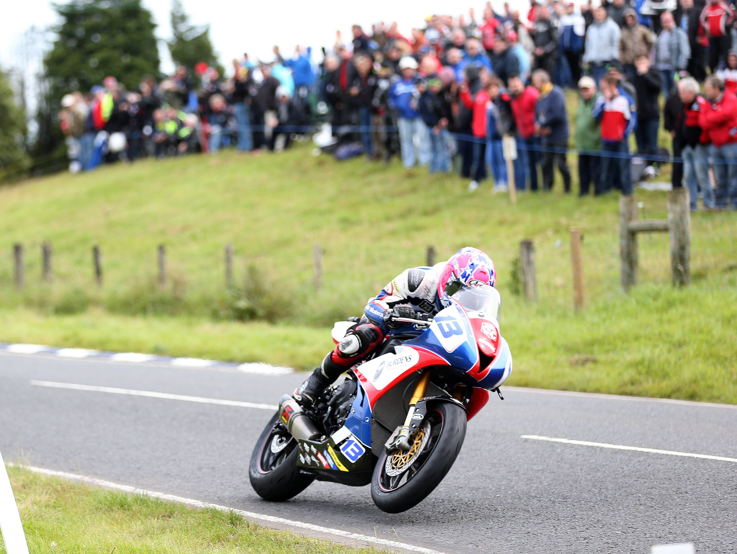 General Lee's Sole Focus At The 2017 MCE Insurance Ulster GP, Winning!
