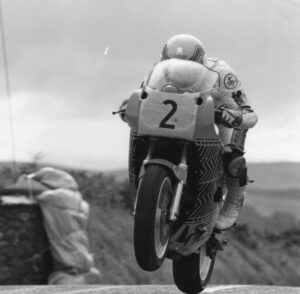 phil hogg senior manx gp 1988
