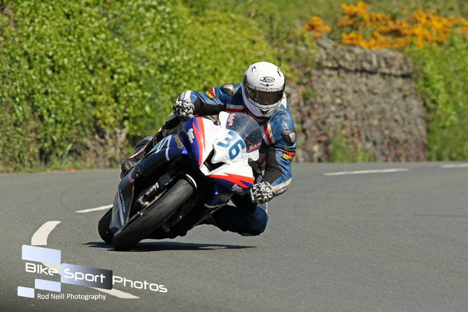 Colin Stephenson On The Lookout For Machinery For TT 2017