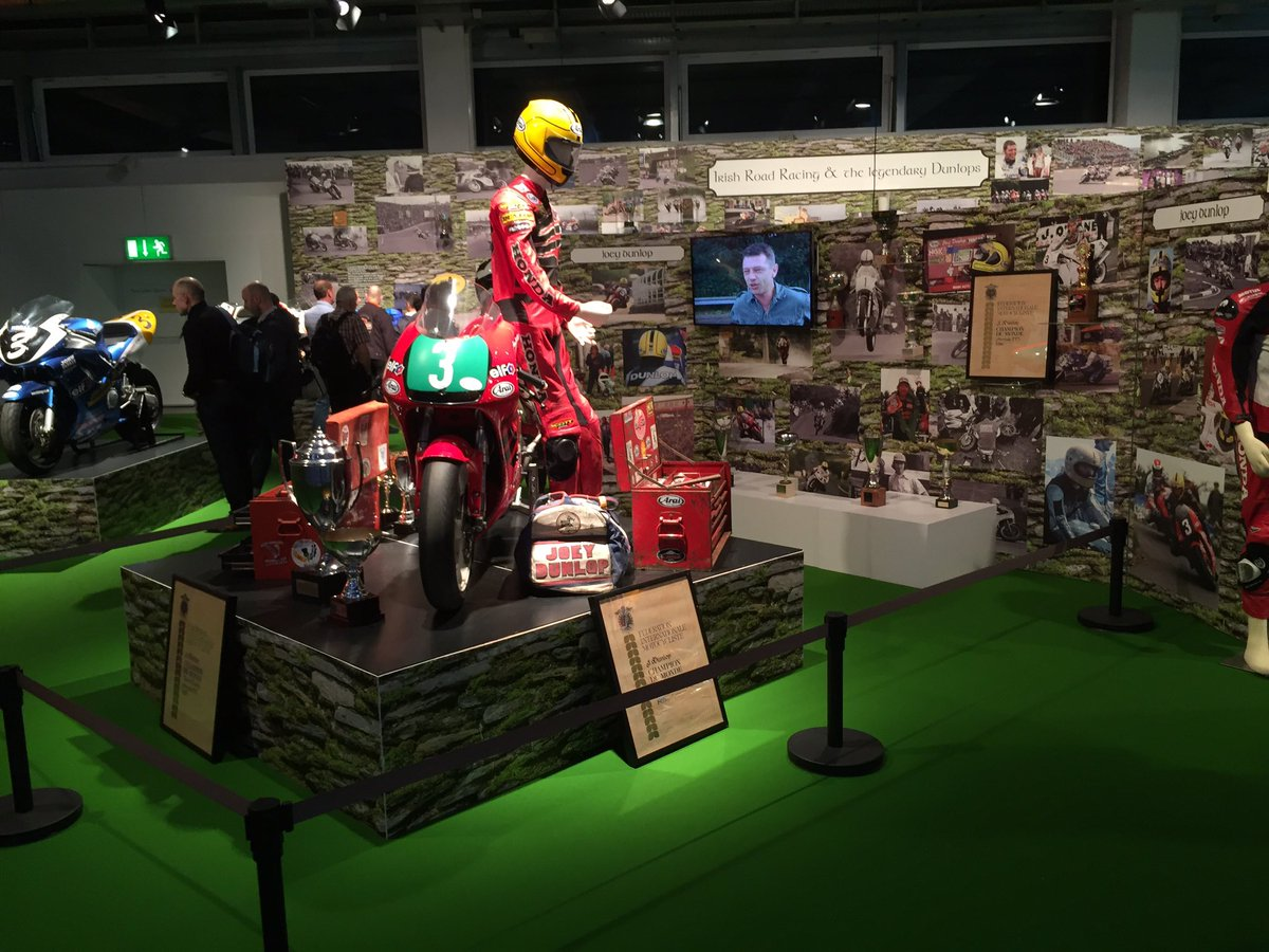 Prominent Roads Presence At Swiss Motorcycle Show
