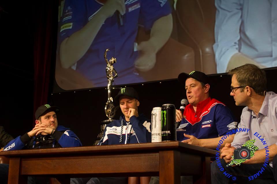 Roads Stars Manx Bound For TT 2017 Launch