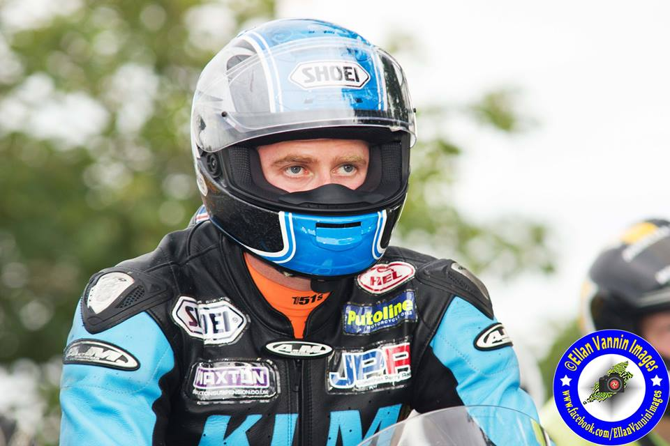 Billy Redmayne Memorial Fund To Support Jonathan Perry's 2017 Roads Season