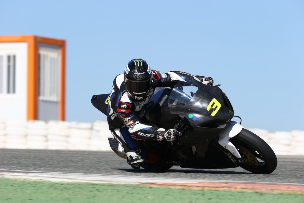 Mountain Course Lap Record Holder Gelling Quickly With New Superbike Stead