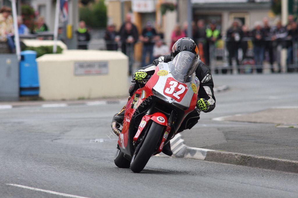 Dave Butler Plans Manx GP Return