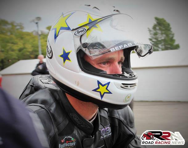 David Lumsden Completes Martin Bullock Manxsport's 2017 Manx GP Rider Line Up