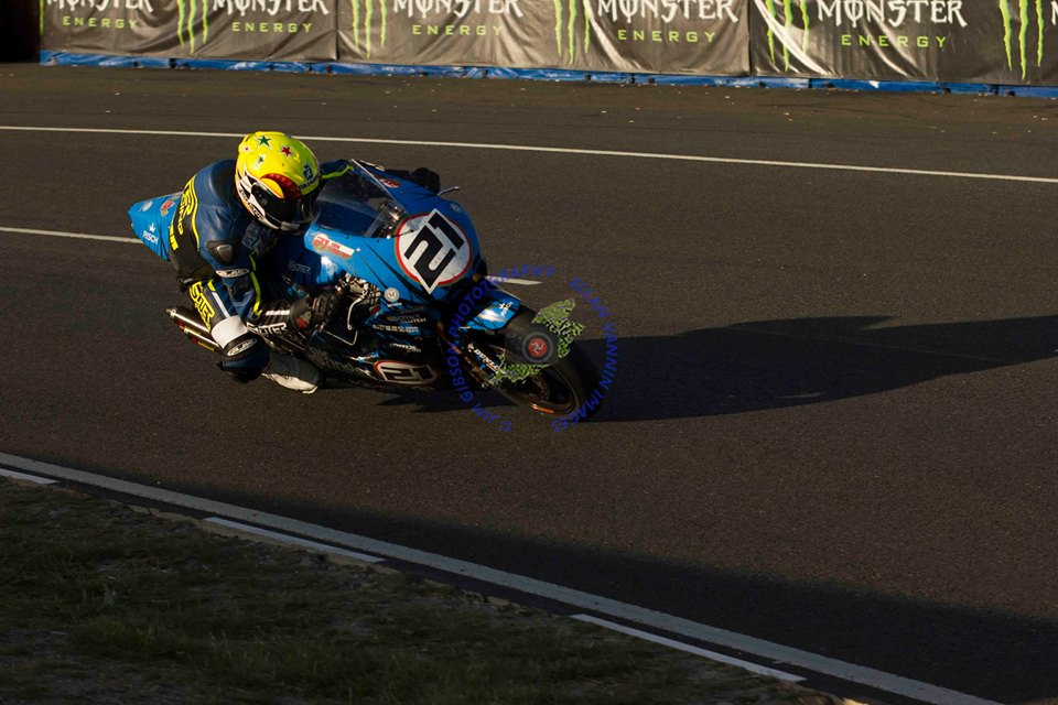 Suter Withdraw From TT 2017