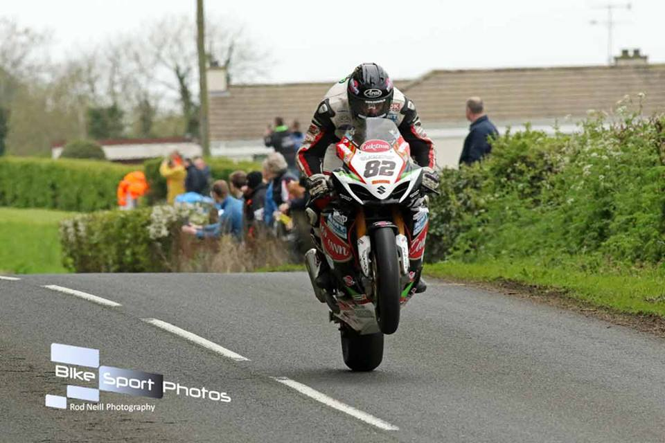 57th Tandragee 100: Derek Sheils Takes Commanding Open Race Victory