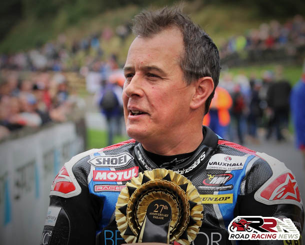 John McGuinness Confirmed To Attend Spring Cup