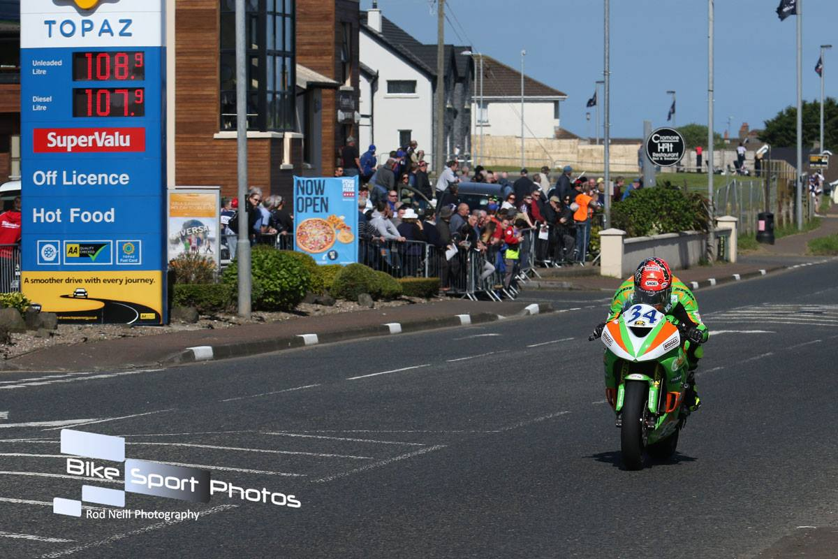 Vauxhall International North West 200 Preview – Part 3 – Supersport Races