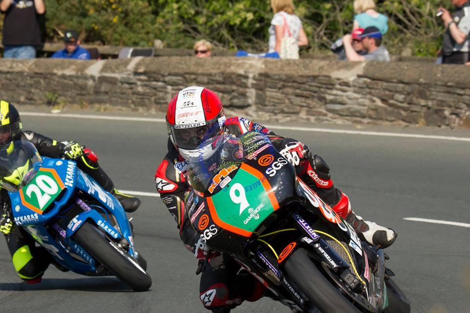 Michael Rutter Steps Back Into KMR Kawasaki Fold