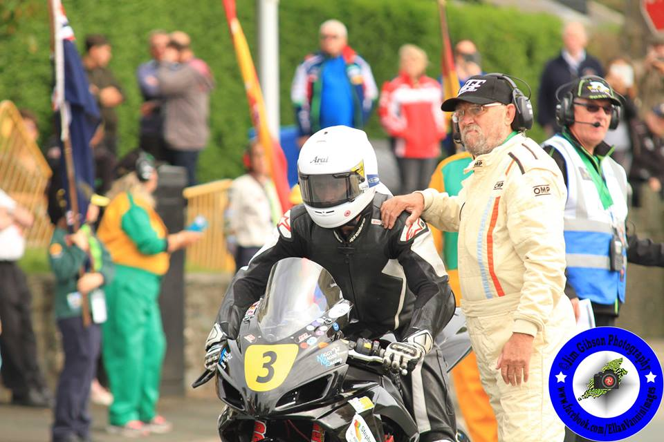 Rising Forces/Newcomers Announce Manx GP Start Numbers
