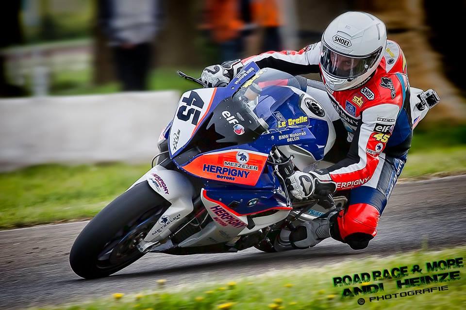 IRRC Hengelo – Sebastien Le Grelle Surges To Superbike Pole Position