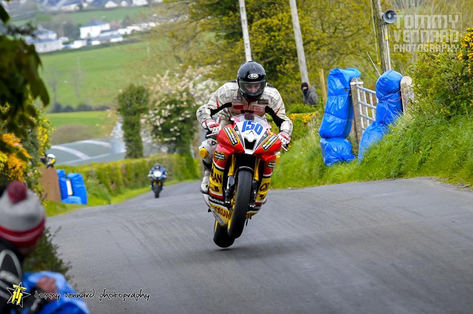 Emerging Irish Roads Star Joe Loughlin Speaks To Road Racing News