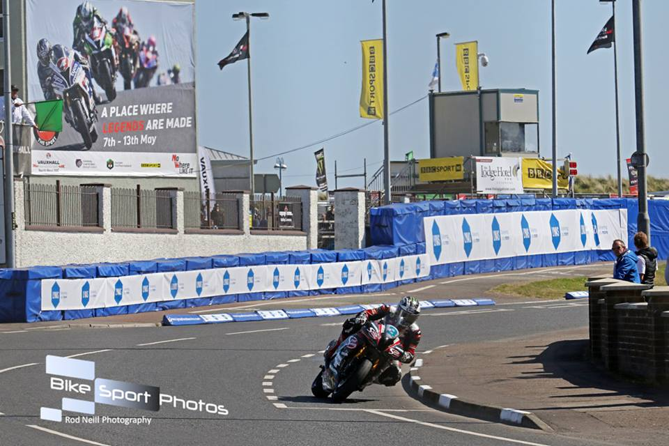 Vauxhall International North West 200 – Full Practice Results