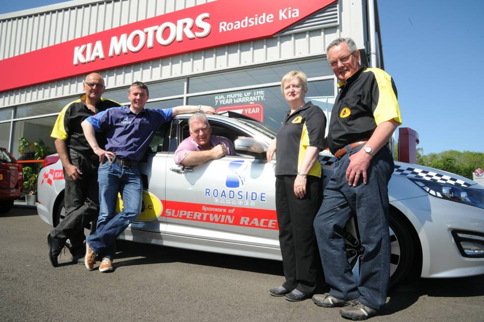 Roadside KIA Unveiled As New Armoy Title Sponsor
