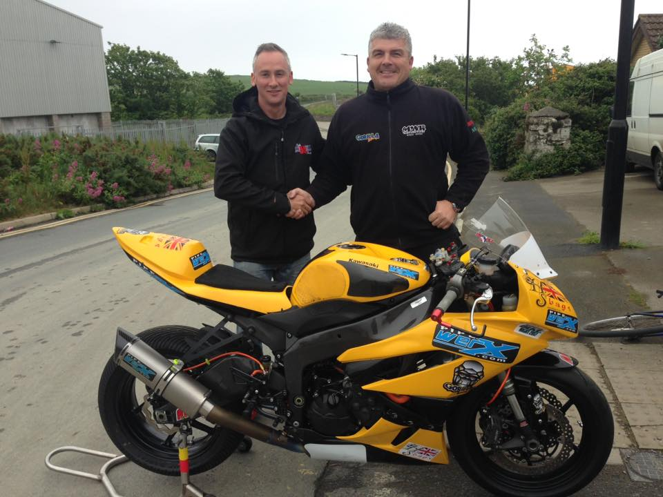 TT 2017: Michael Russell Joins Forces With Gorilla/MWR Racing For Supersport Action