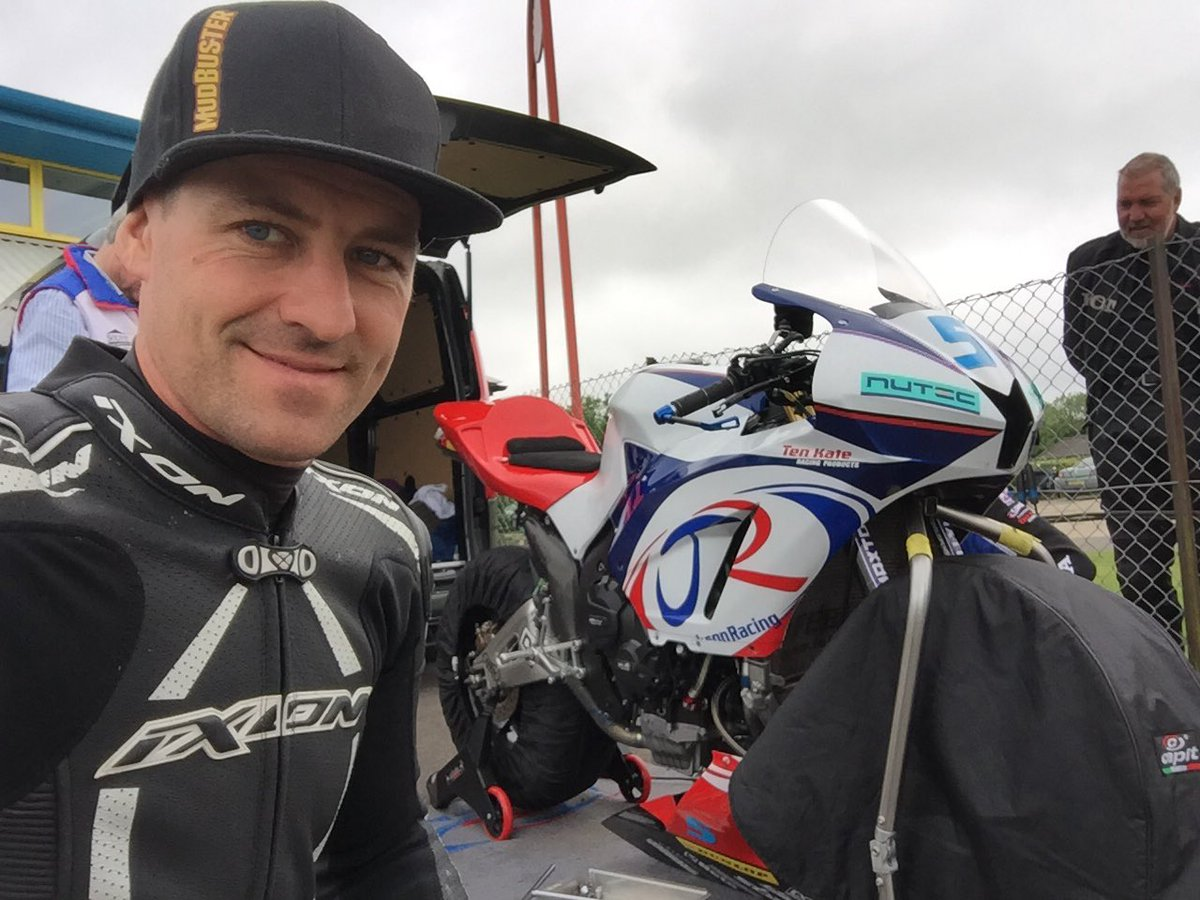 Josh Brookes Confirms Jackson Racing Supersport TT Ride
