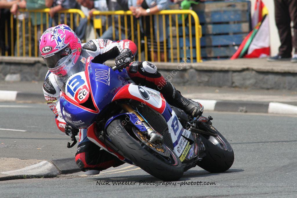 TT 2017: Lee Johnston Announces Padgetts Supersport Ride