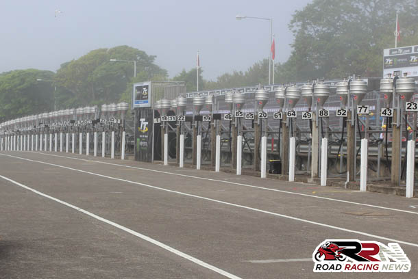 TT 2017: Opening Practice Session Cancelled