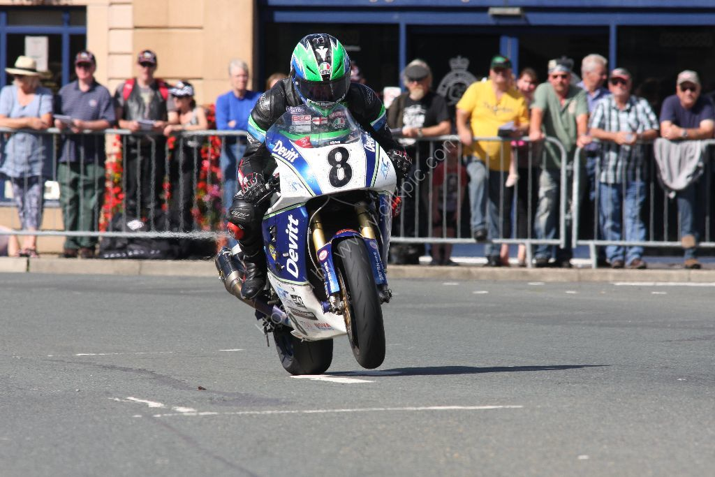 Blackford Financial Services Pre TT Classic Races – Preview